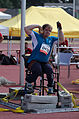 2013 IPC Athletics World Championships - 26072013 - Aleksi Kirjonen of Finland during the Men's Shot put - F56-57 5.jpg