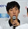 2014 시즌 우승팀 'KT 롤스터' 공동 인터뷰 (김성한 선수).jpg