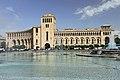 2014 Erywań, Budynek Ministerstwa Spraw Zagranicznych Armenii (02).jpg