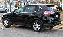 Nissan Rogue Wikipedia