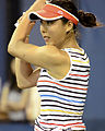 2014 US Open (Tennis) - Qualifying Rounds - Misa Eguchi (14871604870).jpg