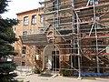 2014 dom Towarzystwa Przytułku św. F. Salezego w Warszawie w trakcie remontu.jpg