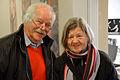 2015-02-10 im Wikipedia-Büro Hannover, Otto Stender, Ingrid Lange.jpg