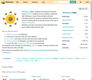 20151215 1.2.0 Screenshot MediaWiki Foreground skin.png