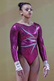 Ellie Downie British artistic gymnast