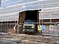 2015 London-Woolwich, demolition Grand Theatre 02.jpg