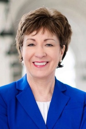 United States Senate election in Maine, 2014 - Image: 2015 Susan Collins crop