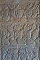 2016 Angkor, Angkor Wat, Główna świątynia, Zewnętrzna galeria, Płaskorzeźby (38).jpg