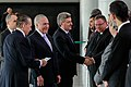 2017 Cerimônia oficial de chegada do Senhor Gjorge Ivanov, Presidente da República da Macedônia - 24145595327.jpg