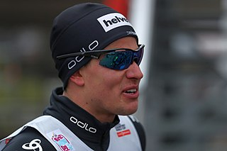 Roman Schaad Swiss cross-country skier