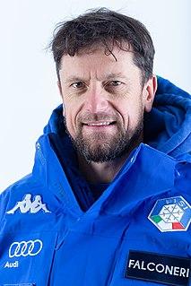 Kurt Brugger Italian luger and coach