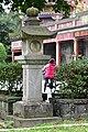2018 Xizhi Shrine Stone lantern皇紀二千六百年記念b.jpg