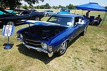 New Chevelle Ss >> Chevrolet Chevelle Wikipedia