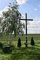 2020-06 Gmina Baborów (01) Krzyż przydrożny.jpg