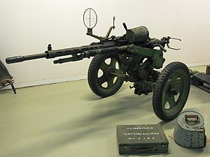 Madsen 20 mm cannon - Madsen 20 mm cannon