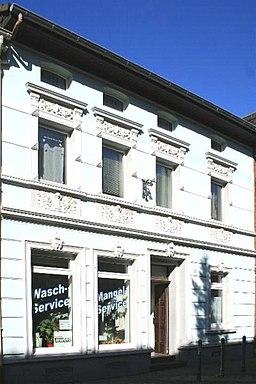 Peterstraße in Willich