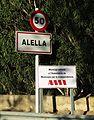 240 Rètols a l'entrada a Alella des del sud, a la carretera BP-5002.jpg