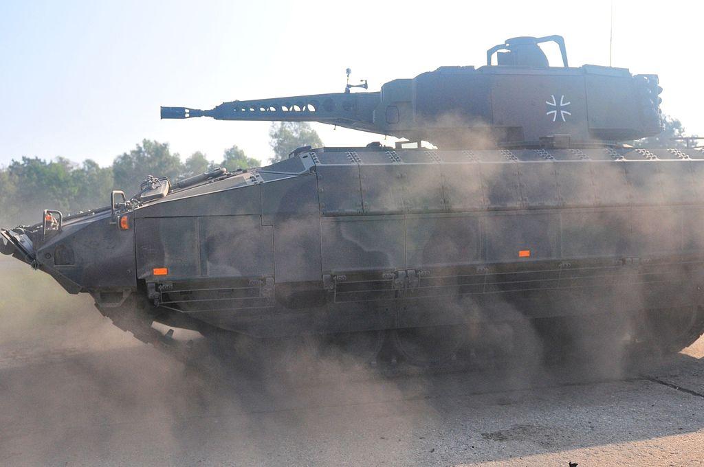 2855585 Positioning the Bundeswehr Puma on a Live-Fire Range in Bergen Sept. 2016.jpg