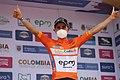 2 etapa Vuelta a Colombia 2020-Alexander Gil-Lider general.jpg