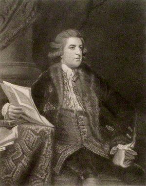 Earl of Upper Ossory - John FitzPatrick, 2nd Earl of Upper Ossory.