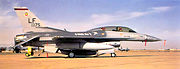 312th Tactical Fighter Training Squadron - F-16D 83-1175