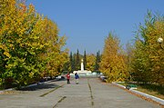 Бульвар имени Ягнышева