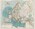 36-U-Boot-Kriegskarte von Europa (1916).png