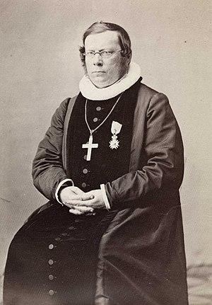 Carl Peter Parelius Essendrop - Carl Peter Parelius Essendrop, ca. 1870