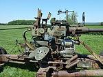 40mm Bofors gun, Cophill Farm vintage rally 2012.jpg