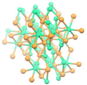 Calcium phosphide - Image: 429048 ICSD