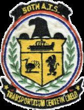 50th Air Transport Squadron - MATS - Emblem