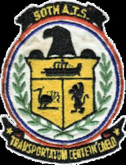 50th Air Transport Squadron - MATS - Emblem.png
