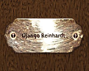 English: Django Reinhardt
