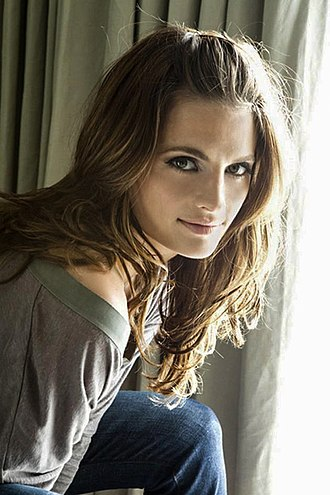 Stana Katic - Katic in May 2010