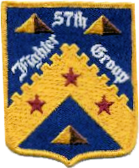 Emblem of 57th Fighter Group