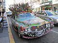 5th gen Cadillac DeVille art car front.jpg