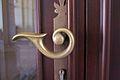 6147viki Nowy ratusz. Klamka drzwi od Sukiennic. Foto Barbara Maliszewska.jpg