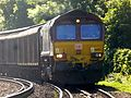 66103 Dollands Moor to Daventry 6M45 (28047129006).jpg