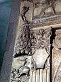 6648 - Milano - Castello sforzesco - Michelozzo e Filarete - Portale del Banco Mediceo - dettaglio - Foto Giovanni Dall'Orto - 14-Feb-2008.jpg