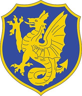 69th Infantry Regiment (United States) - Image: 69 INFANTRY REG DUI