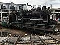 8620 steam locomotive 8630 on the Umekoji Locomotive Shop turntable 2016-09-19.jpg