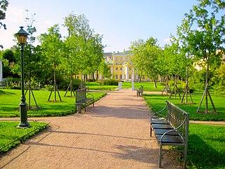 Polish Garden (Saint Petersburg)