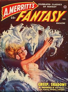 US pulp science fiction and fantasy magazine