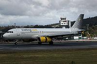 EC-LRM - A320 - Vueling