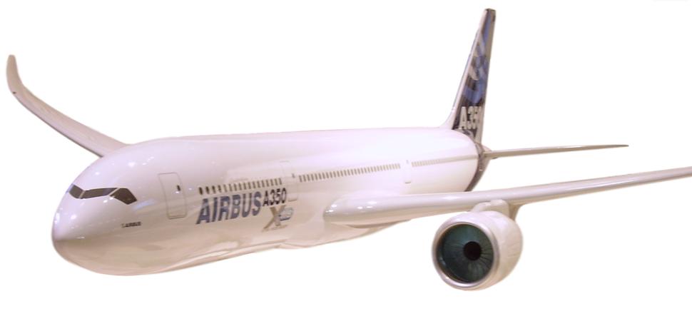 A350XWB model ILA 2008
