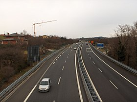 Image illustrative de l'article Autoroute A4 (Italie)
