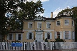 Randolph House (Philadelphia, Pennsylvania) - Randolph House, renamed Laurel Hill Mansion