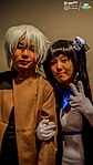 ACMY2016 cosplayers of Bell Cranel and Hestia, DanMachi 20160327a.jpg