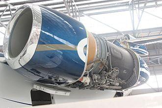 Cessna Citation X - Rolls-Royce AE 3007 turbofan