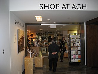 Art Gallery of Hamilton - Image: AGH Gift Shop